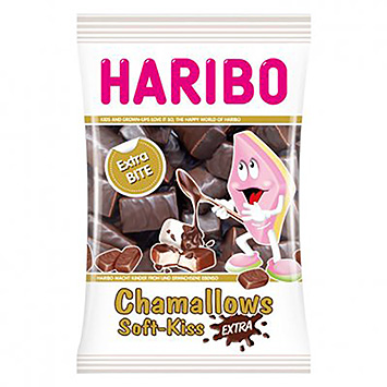 Haribo Chamallows soft-kiss extra 175g