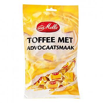 Van Melle Toffee avec une saveur d'avocat de 250g