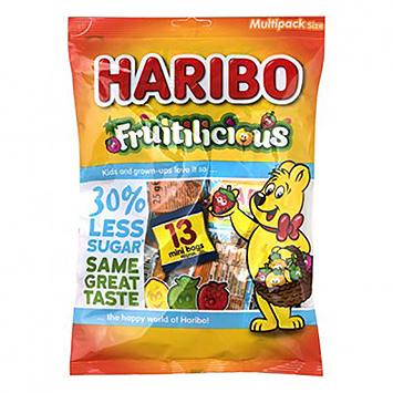 Haribo Fruitilicious 13x25g