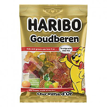 Haribo Goudberen 250g