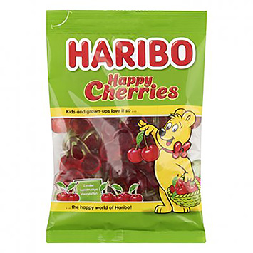 Haribo Happy cherries 250g