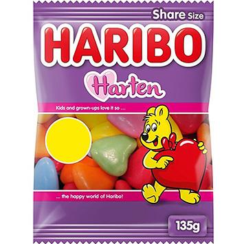Haribo Hearts 150g