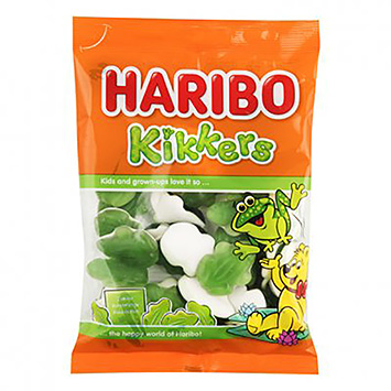Haribo Frogs 250g