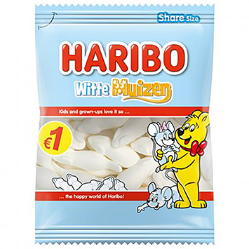 Haribo White mice 150g