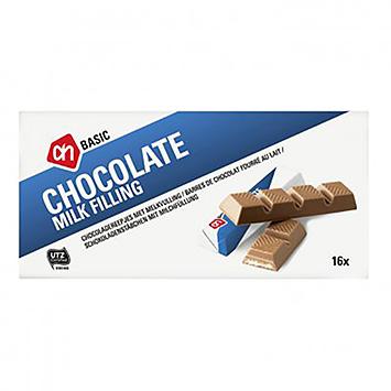 AH BASIC Chocolate milk filling 200g