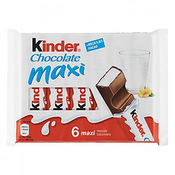 Kinder Chocolate maxi 126g