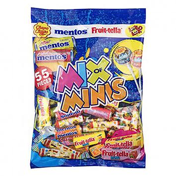 Fruittella Mix of minis 508g