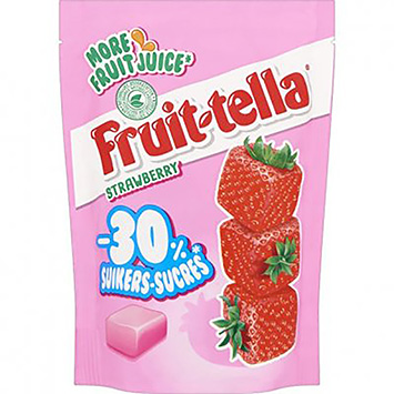 Fruittella Strawberry 120g