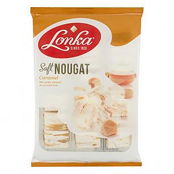 Lonka Blød nougat-karamell 200g