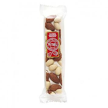 Vital Soft almond nougat 100g