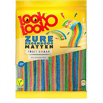 Look o look Sour rainbow mats 200g