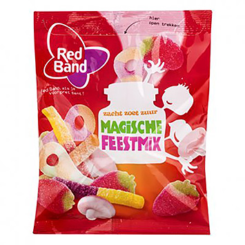 Red band Magic party mix soft sweet and sour 285g