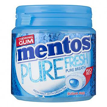 Mentos Chewing gum pure fresh fresh mint 100g