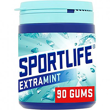 Sportlife Extra mint 126g