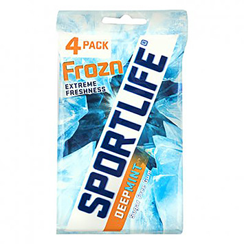 Sportlife Frozn deep mint 4x17g