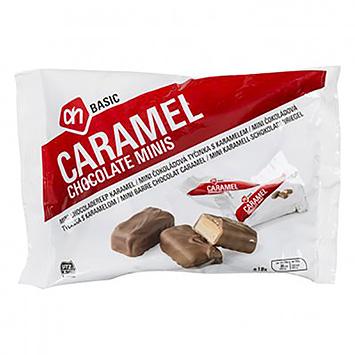 AH BASIC Caramel chocolate minis 330g