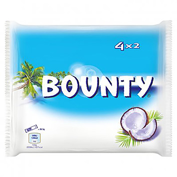Bounty 4x57g
