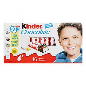 Children's Chocolate 16x12g