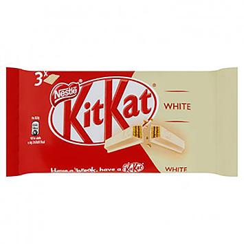 KitKat Blanc 3x41g