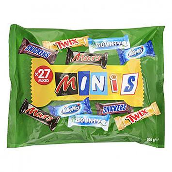 Mars Minis 535g