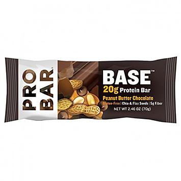 Barre protéinée Probar Base au beurre de cacahuète 70g