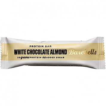 Barebells Hvid chokolade mandel 55g