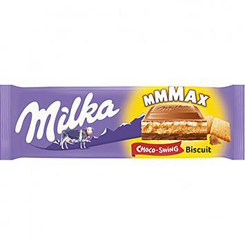 Milka Mmmax Choco Swing Biscuit 300g