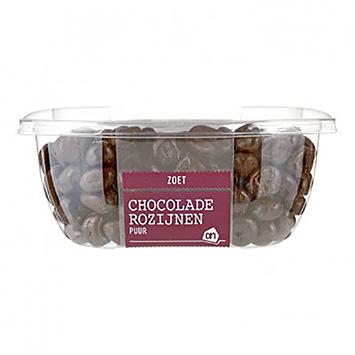 AH Chocolate raisins pure 225g