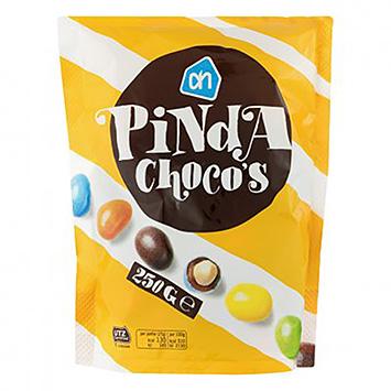 AH chocolat aux arachides 250g