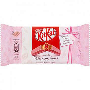 KitKat Ruby cocoa beans 124g