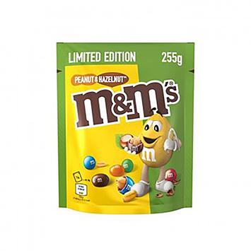 M & M's Peanut hazelnut limited edition 255g