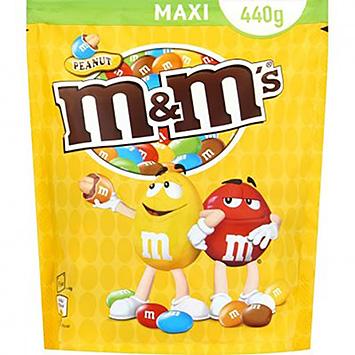 M & M's Peanut maxi 440g