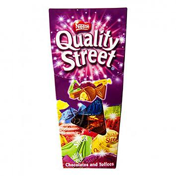 Qualitätsstraße Schokoladen und Fudge 265g