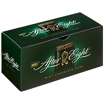 After eight Mint chocolate thins 200g