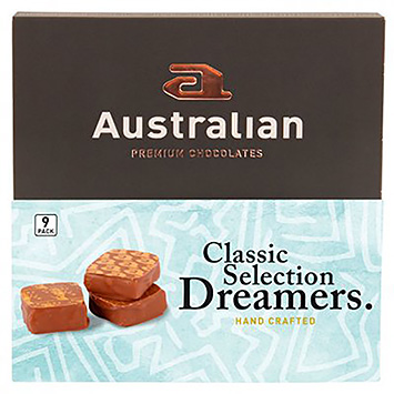 Australian Classic selection dreamers 162g