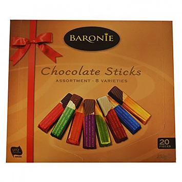 Baronie Chocolate sticks 250g