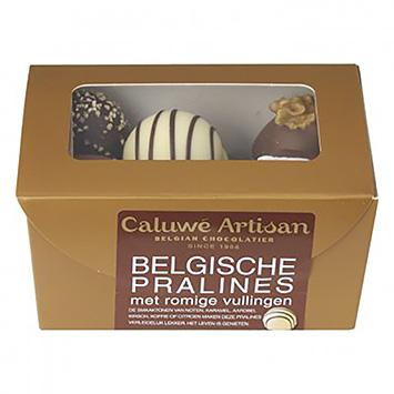 Caluwé handwerkliche belgische Pralinen 200g