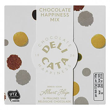 Delicata Chocolate happiness mix 175g
