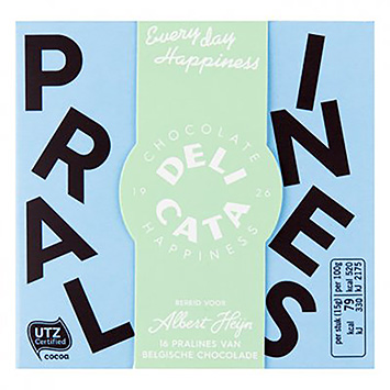 Delicata Pralines every day happiness 245g