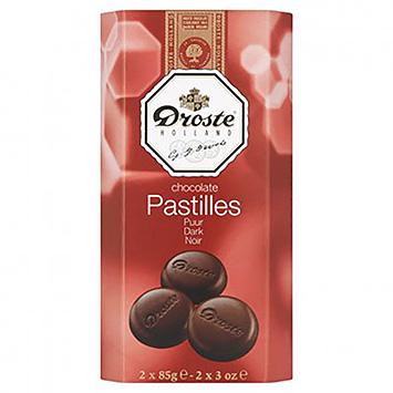 Droste Schokoladenpastillen Zartbitter