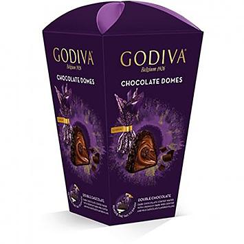 Godiva Chocolate domes double chocolate 150g
