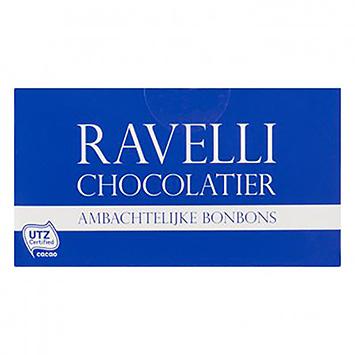 Ravelli chocolatier Ambachtelijke bonbons 200g