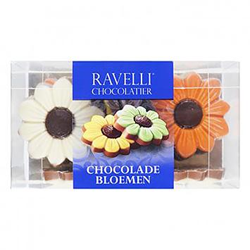 Ravelli chocolatier Chocolade bloemen 175g