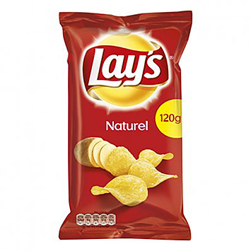 Lay's Naturel 120g