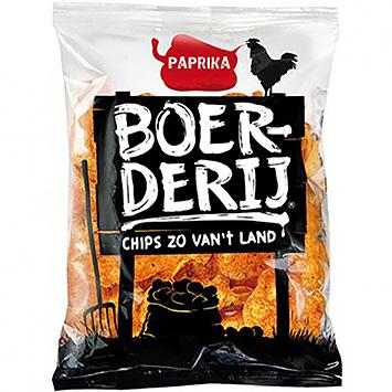 Farm Chips, die so süßer Pfeffer 190g sind