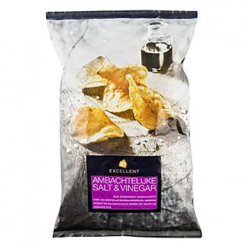 AH Excellent Artisanal Copeaux de sel et de vinaigre 150g