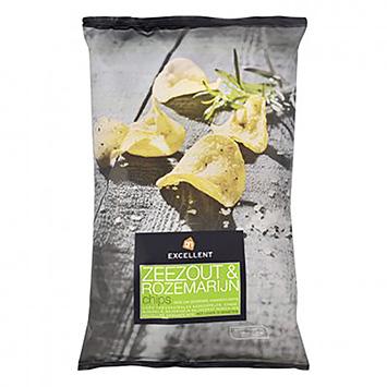 AH Excellent Zeezout en rozemarijn chips 150g