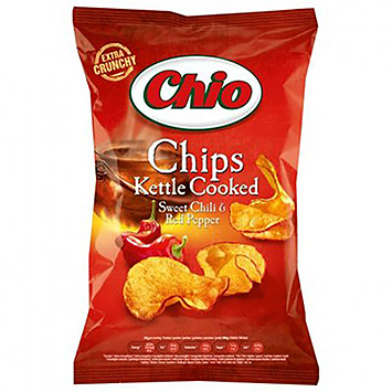 Chio Chips kettle cooked sweet chili and red pepper 150g