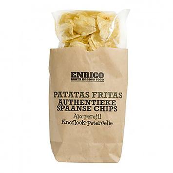 Enrico Patatas fritas garlic parsley 110g