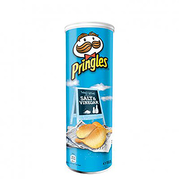 Pringles Salt and vinegar 165g
